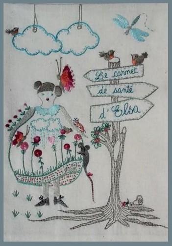 Carnet de sante - Noelle Sandoli - Les points de bonheur