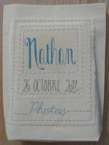 Nathan - Pochette - Les points de bonheur - Noelle Sandoli