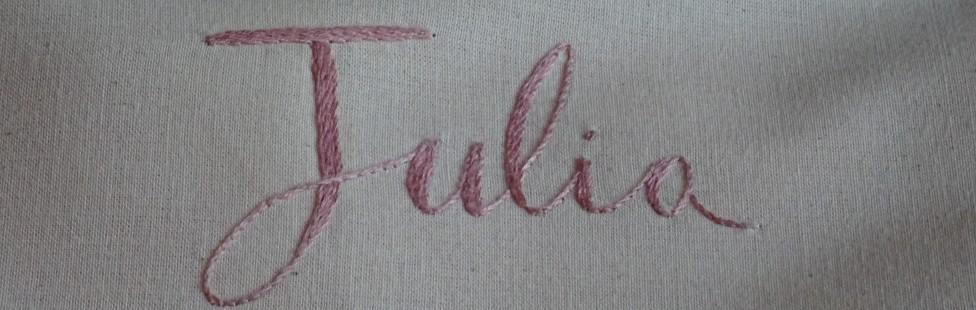 Détails - Julia - Les points de bonheur